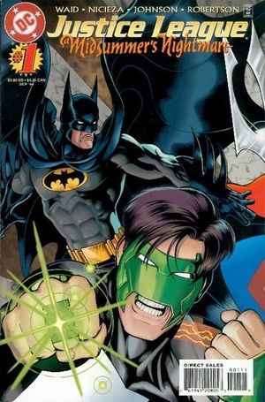 JUSTICE LEAGUE A MIDSUMMER'S NIGHTMARE (1996) #1-3