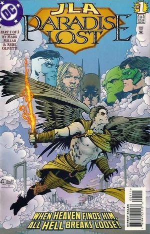 JLA PARADISE LOST (1998) #1-3