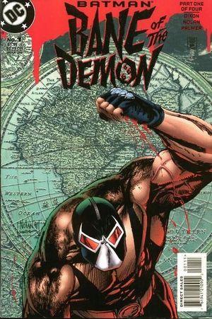 BATMAN BANE OF THE DEMON (1998) #1-4