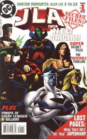 JLA SECRET FILES (1997) #1
