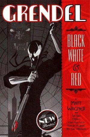 GRENDEL BLACK WHITE AND RED (1998) #1-4