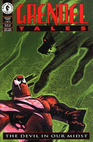 GRENDEL TALES THE DEVIL IN OUR MIDST (1994) #1-5