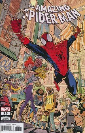 AMAZING SPIDER-MAN (2018 6TH SERIES) #25F