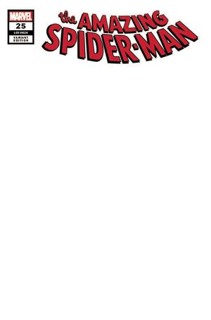AMAZING SPIDER-MAN (2018 6TH SERIES) #25J