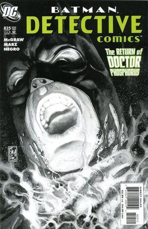 DETECTIVE COMICS (1937 1ST SERIES) #825