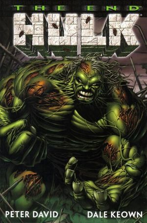 INCREDIBLE HULK THE END (2002) #1