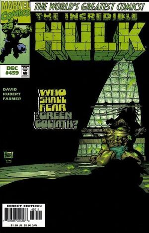 INCREDIBLE HULK (1962-1999 1ST SERIES) #459