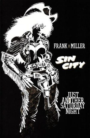 SIN CITY JUST ANOTHER SATURDAY NIGHT (1998) #1