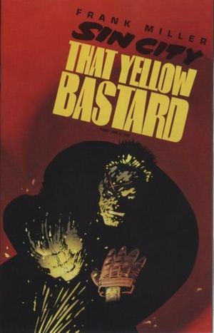 SIN CITY THAT YELLOW BASTARD (1996) #6