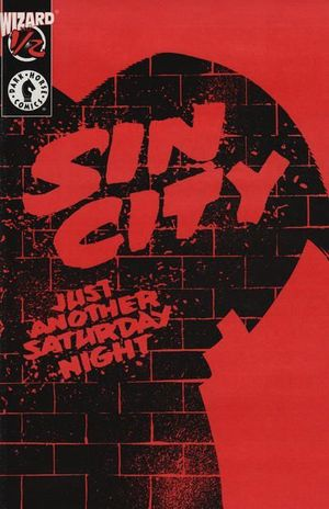 SIN CITY JUST ANOTHER SATURDAY NIGHT 1/2 (1998) #1