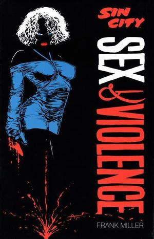 SIN CITY SEX AND VIOLENCE (1997) #1