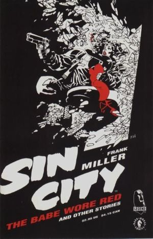 SIN CITY THE BABE WORE RED AND OTHER STORIES (1994 #1