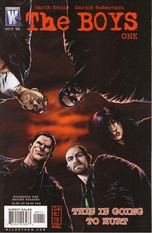 THE BOYS (2006) #1