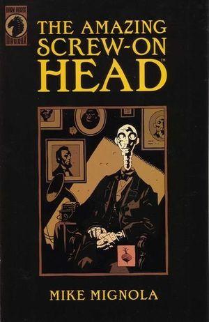 AMAZING SCREW-ON HEAD (2002) #1