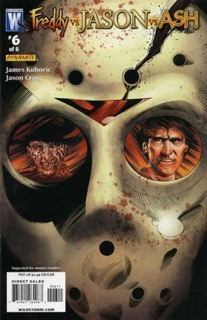 FREDDY VS. JASON VS. ASH (2007) #6