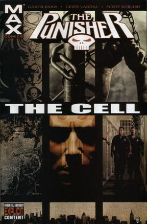 PUNISHER THE CELL (2005) #1