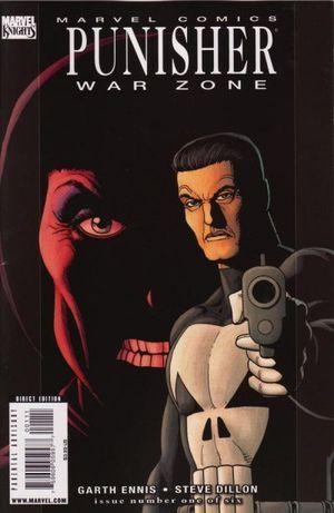 PUNISHER WAR ZONE (2008) #1