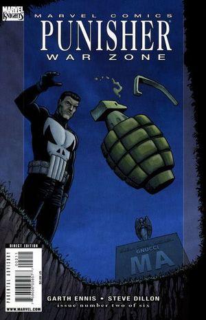 PUNISHER WAR ZONE (2008) #2