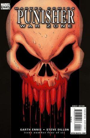 PUNISHER WAR ZONE (2008) #4