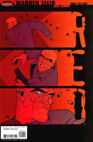 RED (2003) #1-3
