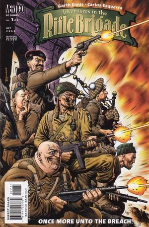 ADVENTURES IN THE RIFLE BRIGADE (2000) #1-3