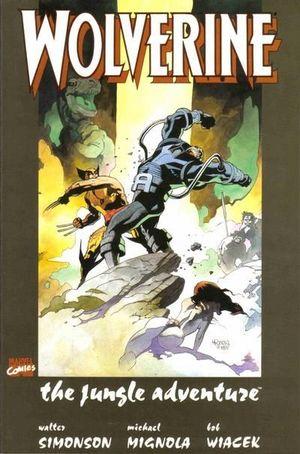 WOLVERINE THE JUNGLE ADVENTURE (1989) #1