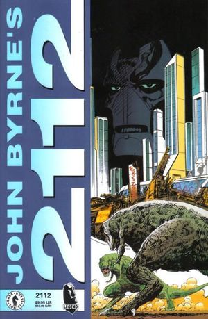JOHN BYRNE'S 2112 (1991) #1