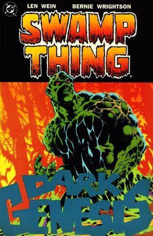 SWAMP THING DARK GENESIS TPB (1991) #1