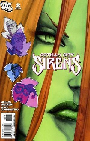 GOTHAM CITY SIRENS (2009) #8