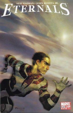 ETERNALS (2006 3RD SERIES) #3