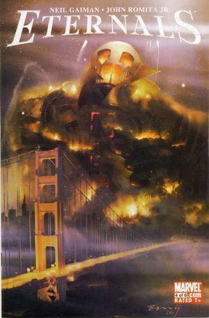 ETERNALS (2006 3RD SERIES) #4