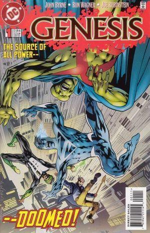 GENESIS (1997) #1-4