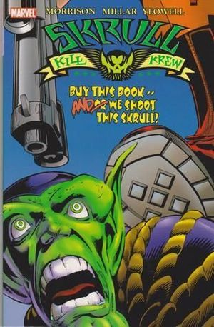 SKRULL KILL KREW TPB (2006) #1