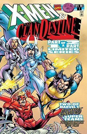 X-MEN CLANDESTINE (1996) #1-2