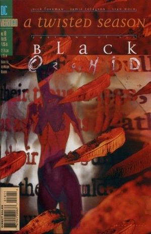 BLACK ORCHID (1993 2ND SERIES) #18