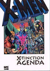 X-MEN X-TINCTION AGENDA TPB (1992) #1