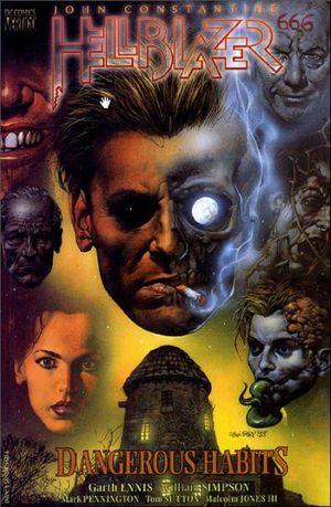 HELLBLAZER DANGEROUS HABITS TPB (1994) #1
