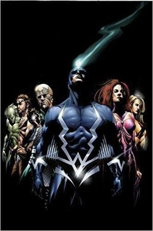 INHUMANS TPB (2000 MARVEL KNIGHTS) #1