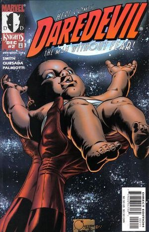 DAREDEVIL (1998 2ND SERIES) #2