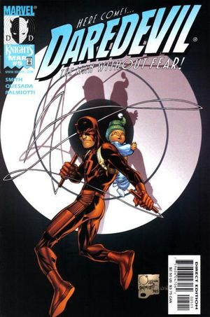 DAREDEVIL (1998 2ND SERIES) #5B