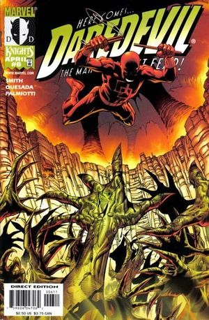DAREDEVIL (1998 2ND SERIES) #6