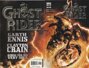 GHOST RIDER (2005 3RD SERIES) #1-6