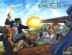 STREETS OF GLORY (2007) #1B