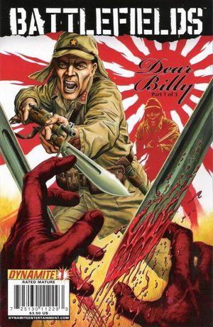 BATTLEFIELDS DEAR BILLY (2009) #1-3