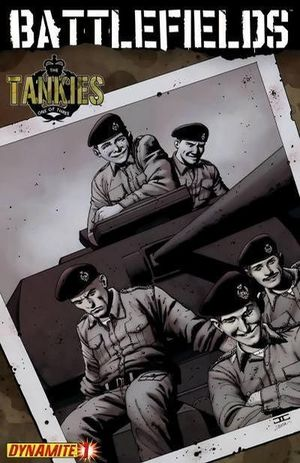 BATTLEFIELDS TANKIES (2009) #1-3