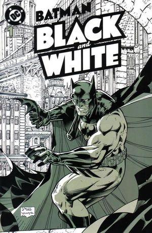 BATMAN BLACK AND WHITE (1996) #1-4