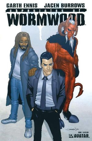 CHRONICLES OF WORMWOOD (2007) #1-6