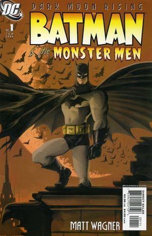 BATMAN AND THE MONSTER MEN (2005) #1-6
