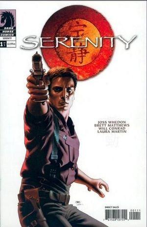 SERENITY (2005) #1-3