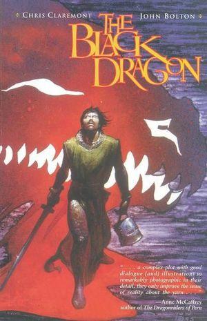 BLACK DRAGON TPB (1996) #1